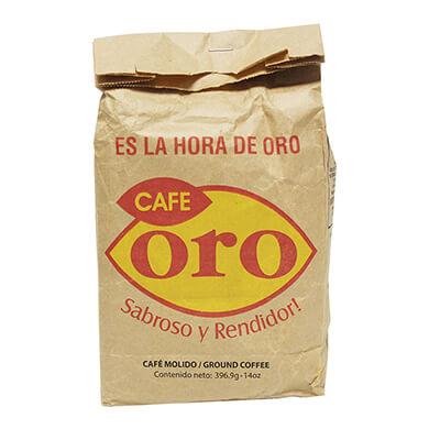 CAFE ORO TORREFACTO KRAFT 396GR