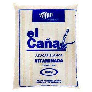 AZUCAR EL CANAL BLANCA EN BOLSA 1800 GR