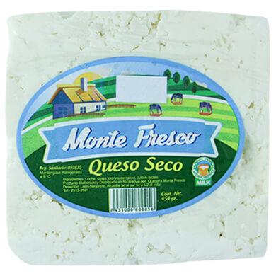 Queso seco Monte Fresco 454 g