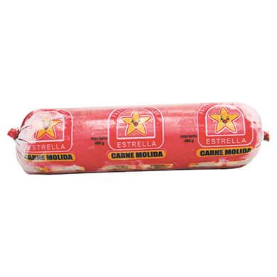 Carne de pollo Estrella molida congelada 454 g