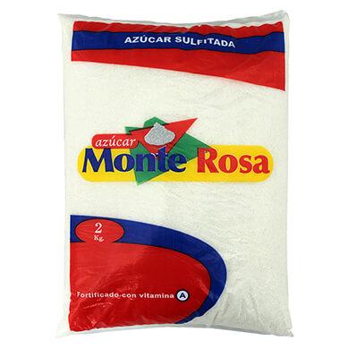 Azucar Monte Rosa sulfitada 2000 g