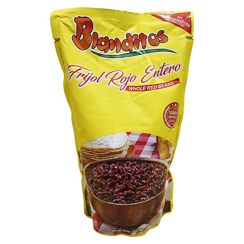 Frijol Blanditos rojo entero 908 g