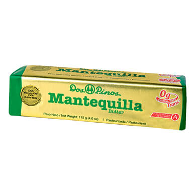 MANTEQUILL CON SAL DOS PINOS BARRA 115GR