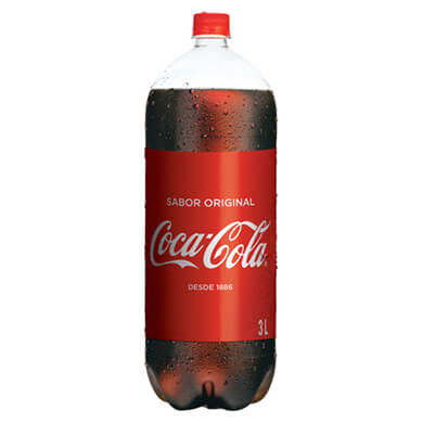 REFRESC GAS COCA COLA ORIGINAL PE 3000ML