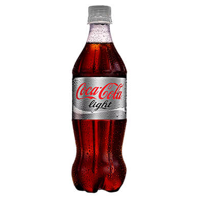 REFRESC GAS COCA COLA LIGHT PET 600ML