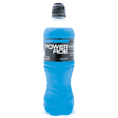 Bebida hidratante Powerade sport avalan 600 ml