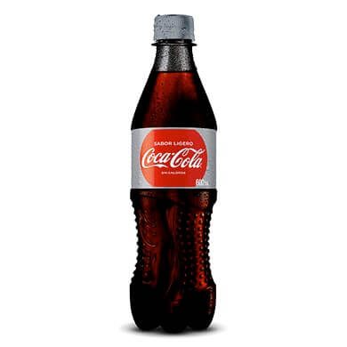 REFRESC GAS COCA COLA ZERO PET 600ML