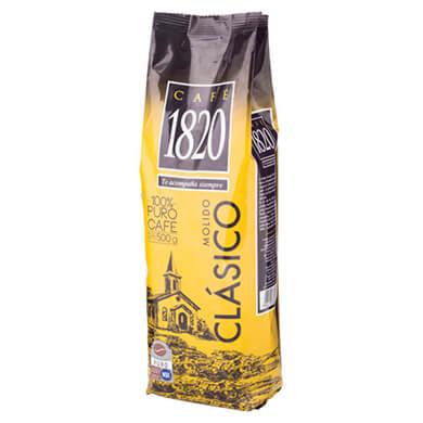 CAF MOLIDO 1820 CLASICO 500GR