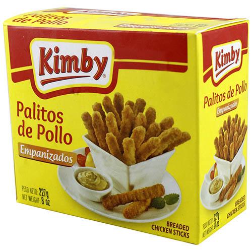 Palitos pollo Kimby 227 g