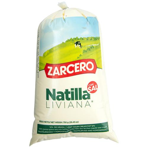 NATILLA ZARCERO CON SAL 750GR