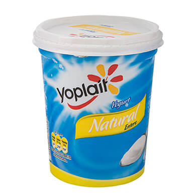 Yogurt Yoplait natural 500 g