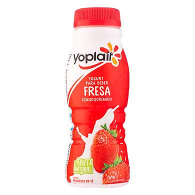 YOGURT YOPLAIT LIQUIDO FRESA 235GR