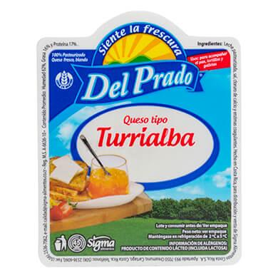 QUESO DEL PRADO TURRIALBA 500GR