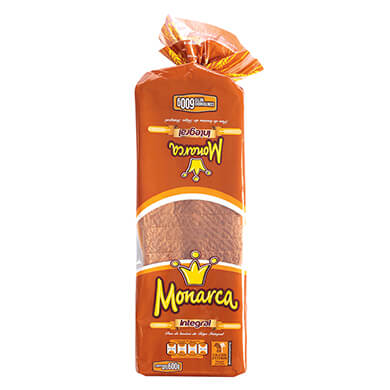 PAN INTEGRAL MONARCA 600 GR