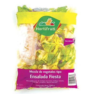 ENSALADA FIESTA 360 GRS