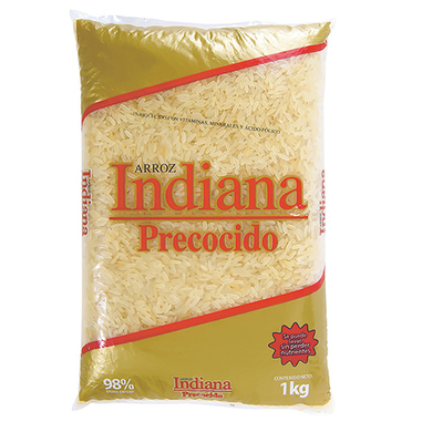ARROZ INDIANA PRECOCIDO ENTERO 1000GR