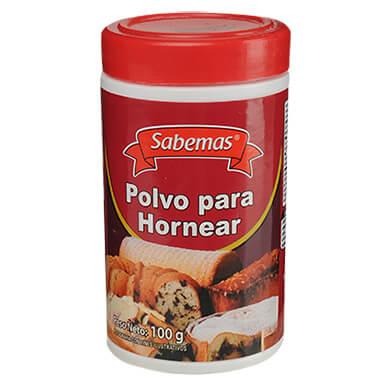 POLVO P HORNEAR SABEMAS 100 GR
