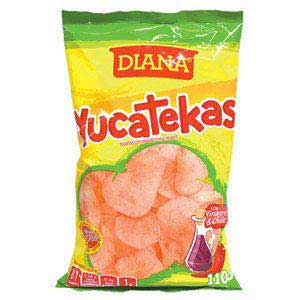 YUQUITAS DIANA VINGRE Y CHILE PICA 114GR