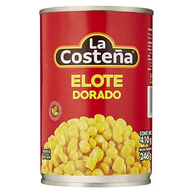 ELOTE DORADO LA COSTENA LATA 410GR