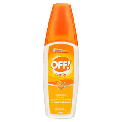 REPELENTE OFF SPRAY FAMILY 177ML