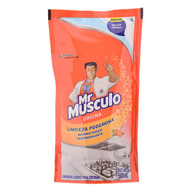 ANTIGRASA MR MUSCULO DOY PACK 500ML