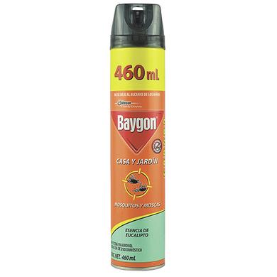 INSECT BAYGON CASA YJARD EUCALIPTO 460ML