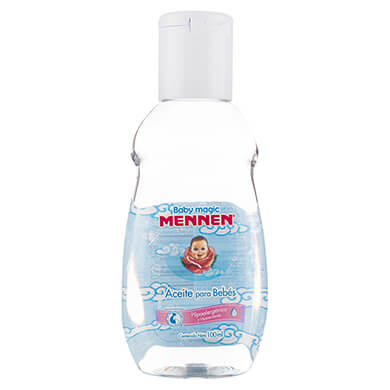 Aceite Mennen baby magic 100 ml