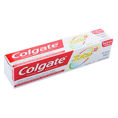 Crema dental Colgate total clean mint 150 ml
