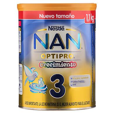 Formula infantil Nan 3 optipro 1100 g