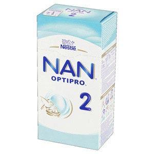 FORMULA INFANTIL NAN 1 OPTIPRO HMO 350GR