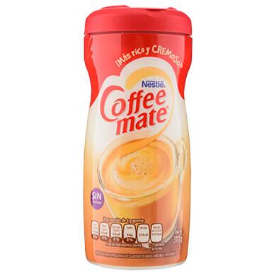 Crema cafe Nestle coffee mate 311 g