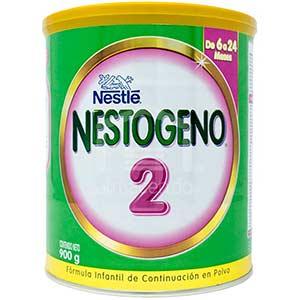 Formula infantil Nestogeno paso 2 900 g