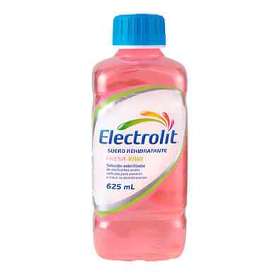 Suero electrolit fresa kiwi 625 ml