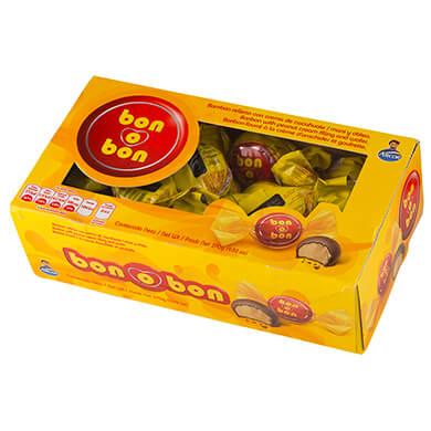 BOMBON ARCOR CHOCOLATE LECHE BONOBON CAJA 270G