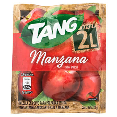 TANG MANZANA 20GR