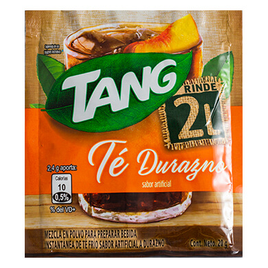 TANG TE DURAZNO 20GR