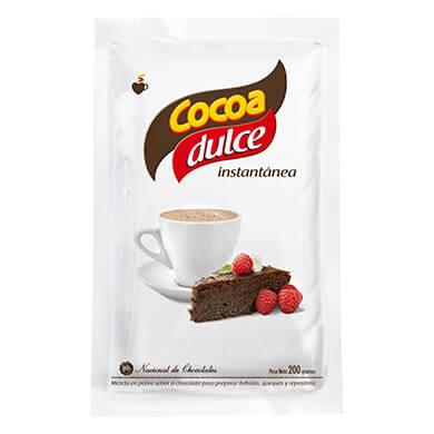 MEZCLA P BEBID COCOA DULCE 200GR