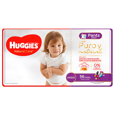 HUGGUIES NAT CARE PANT BIG PACK XXG 56U