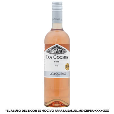VINO LCOCHES ROSE CLASSIC 750ML