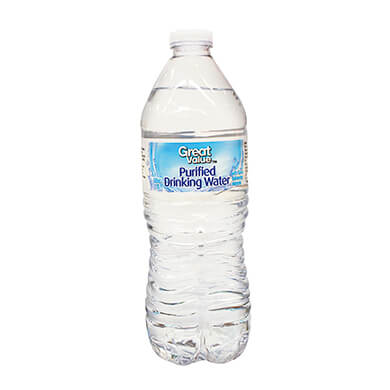 Agua Great Value agua embotellada 500 ml