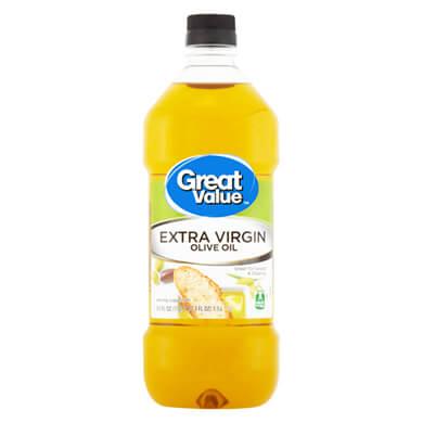 ACEITE GREAT VALUE OLIVA EX VIRGE 1500ML