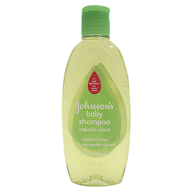 SHAMPOO BEBE JOHNSON BABY MANZ 200ML