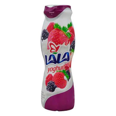 Yogurt Lala frambuesa y fresa 200 g