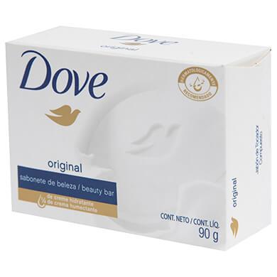 Jabon Dove original cosmetico 90 g