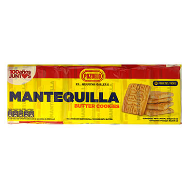 GALLETA POZUELO DUL MANTEQUILLA 312 GR