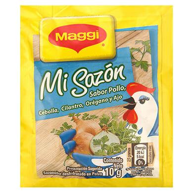 Consome Maggi mi sazon gallina 40 g