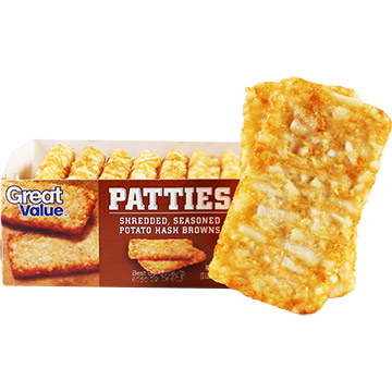 PAPA GREAT VALUE HASH BROWN 637 GR