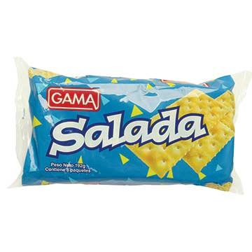 GALLETA GAMA SALADA 192GR