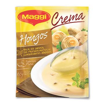CREMA MAGGI DE HONGOS 65GR