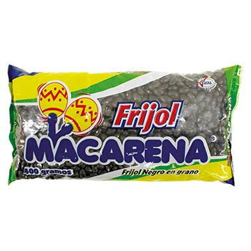 FRIJOL MACARENA NEGRO 400GR